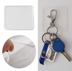 Transparent sticky pad set of 5