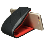 Car dashboard mount holder for smartphone