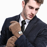 iWinter touch screen gloves for men