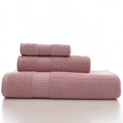 Bathroom towels set
