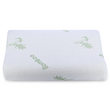 Bamboo fiber foam pillow