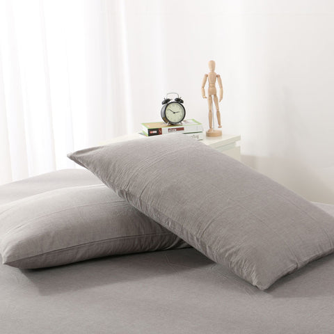 Sleeping pillow case for bedroom