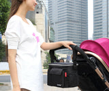 Thermal insulation Mommy stroller bag