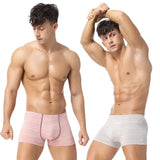 Cotton boxers for men 4 pairs