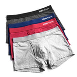Basic underwear boxers set of 3 pcs for men