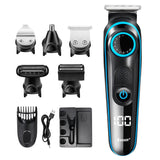 5 in 1 multifunctional hair trimmer