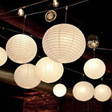 Chinese paper lantern lamp shade