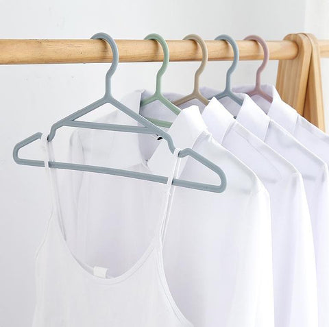 10 pack clothes hangers