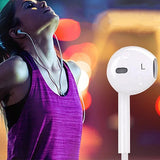 Wired earphones for iPhone