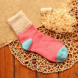 Warm & colourful winter socks 5 pairs