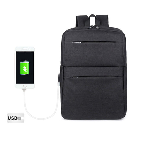 Compact USB backpack