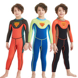 Neoprene wetsuit for kids
