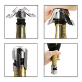 Champagne & wine bottle stopper