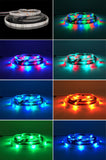 Indoor decorative LED light strip