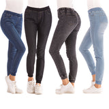 Casual denim trouser for women