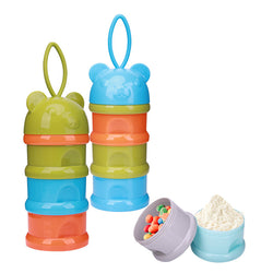 3 layer portable baby food box