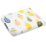 Baby muslin light wiping towel