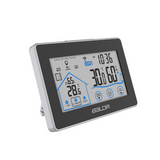 Wireless digital weather station