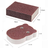 Nano emery cleaning sponge set of 4 pcs
