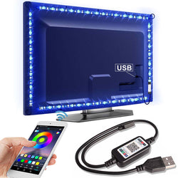 Bluetooth USB TV LED light strip