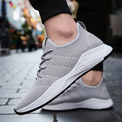 Breathable non-slip soft sneakers for men