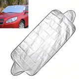 Anti snow car windscreen cover