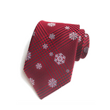 Christmas tie for men