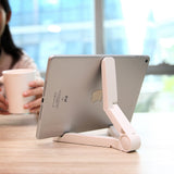 Smart phone & tablet 360 degree stand