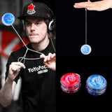 Retro LED YoYo ball toy