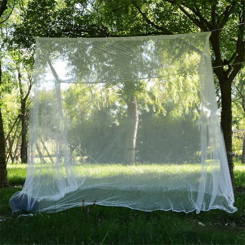 Outdoor mosquito canopy net