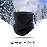 Winter face & neck warmer for men and women