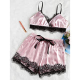 Sexy two piece nightwear set