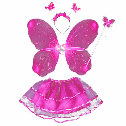 Fairy butterfly costume for girls