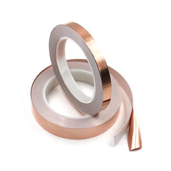 Single sided conductive copper foil tape