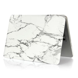 Marble pattern cover case for MacBook laptops