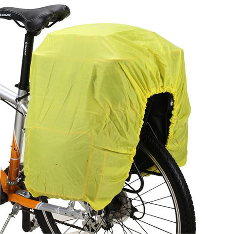 Bike rear rain cover