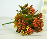 Artificial berry bouquet