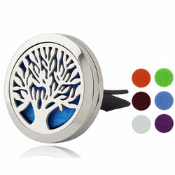 Car air freshener tree print