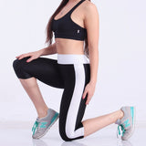 Fitness leggings with pocket