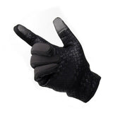 Skiing, cycling & sport touch screen gloves