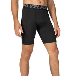 Sports compression shorts or leggings for men