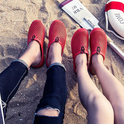 Unisex beach slippers