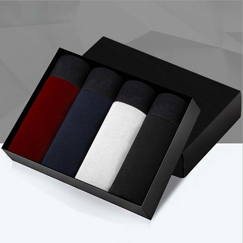 Set of 4 boxer shorts for men