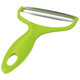 Wide vegetable peeler