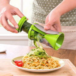 Vegetable spaghetti julienne maker