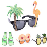 Funny party sunglasses