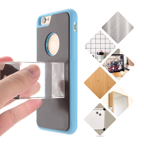 Anti-gravity case for iPhone