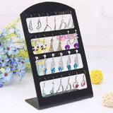Earring organizer stand