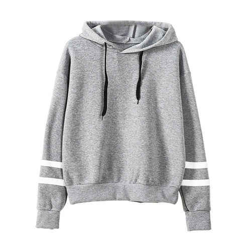 Casual pullover hoodie