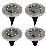 Solar LED ground light